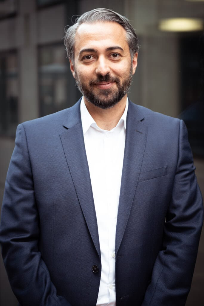 Ufuk Yildiz, Co-Founder all4education